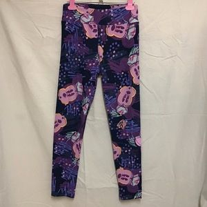 LuLaRose Disney Leggings